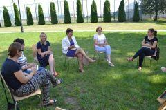 lipcowe spotkanie Dyskusyjnego Klubu Książki