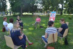 lipcowe spotkanie Dyskusyjnego Klubu Książki 2