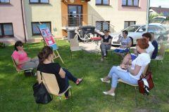 lipcowe spotkanie Dyskusyjnego Klubu Książki 4