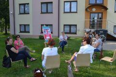 lipcowe spotkanie Dyskusyjnego Klubu Książki 8