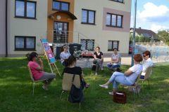 lipcowe spotkanie Dyskusyjnego Klubu Książki 5
