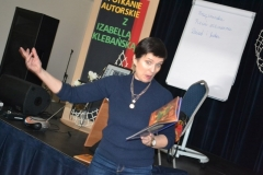 Spotkanie autorskie z Izabellą Klebańską11