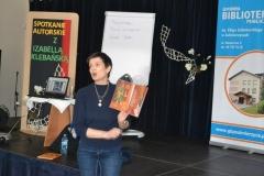 Spotkanie autorskie z Izabellą Klebańską23