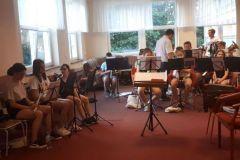 Wyjazd wakacyjny Orkiestry Dętej Gminy Sulmierzyce 6