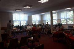 Wyjazd wakacyjny Orkiestry Dętej Gminy Sulmierzyce 7