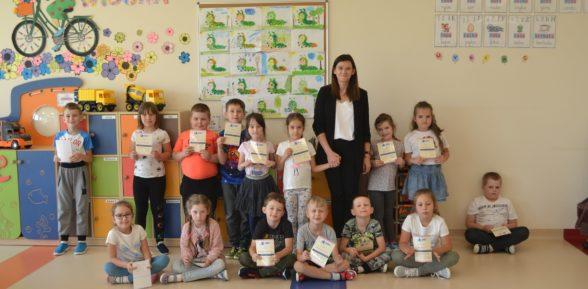 Ostatnie spotkanie w tym roku szkolnym Przedszkolnego Dyskusyjnego Klubu Książki
